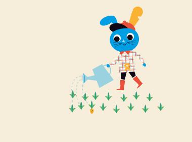 Z-23-Le champ de carottes