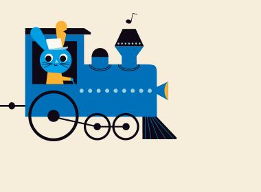 Z-19-La locomotive